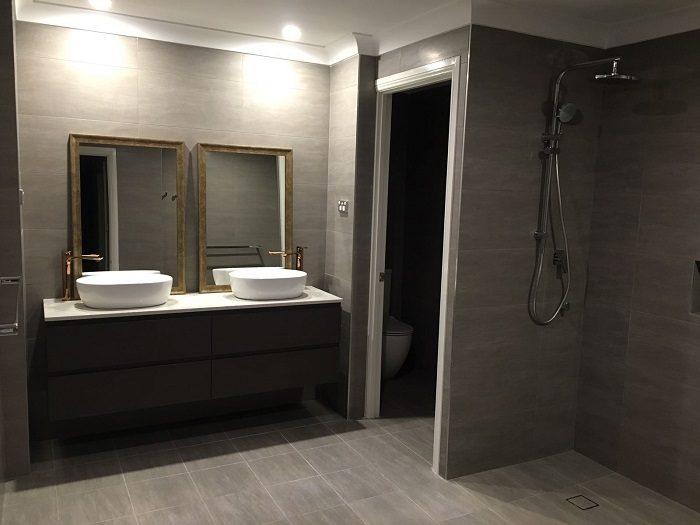 sydney bathroom renovation project
