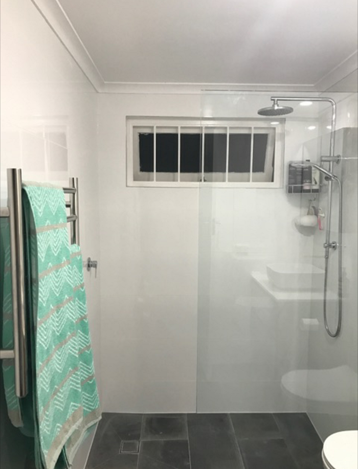 bathroom renovations bankstown