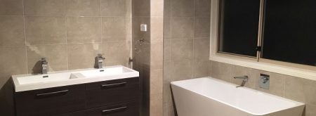 bathroom renovations blacktown
