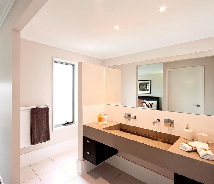 Bathroom Renovations Sydney Small Budget Luxury