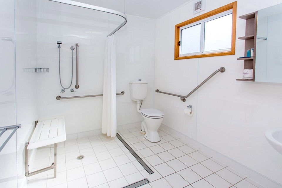 disability bathroom renovations sydney